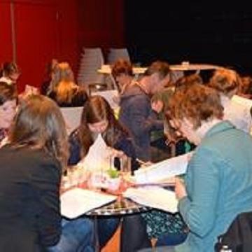 Driedaagse praktijktraining Van dialoog over samenwerken naar samen werken - Lunteren
