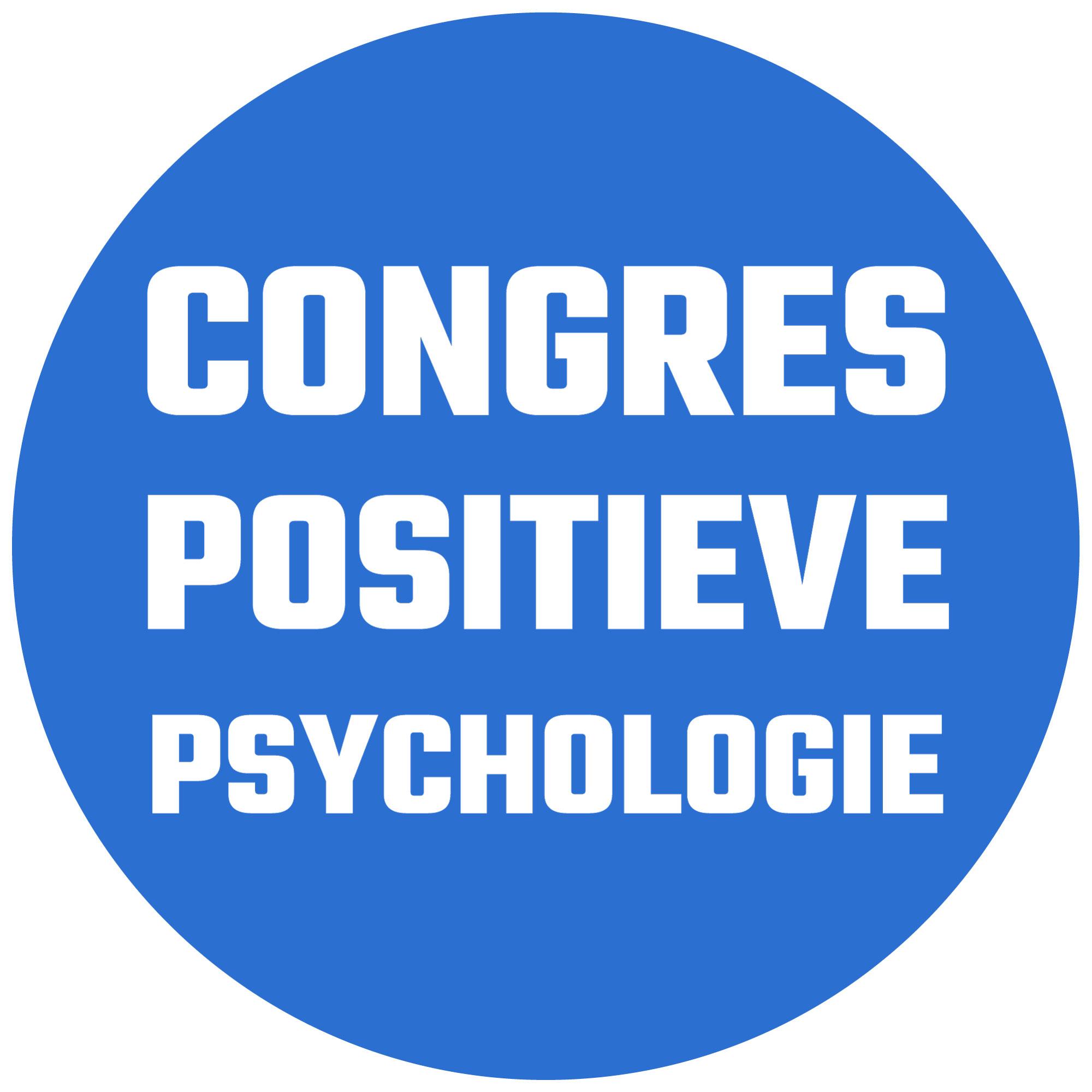 Congres Positieve Psychologie met thema Positief Werken - Ede