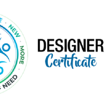 Designer Certificate Program Nederlands - ONLINE