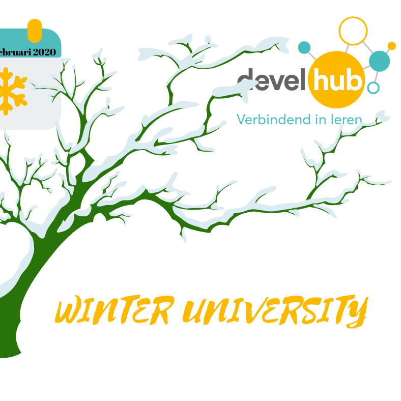Winter University: totaaloverzicht 20 workshops