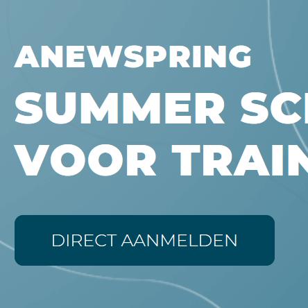 Summer School voor trainers - Rotterdam