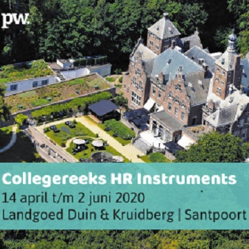 Collegereeks HR Instruments - Santpoort Noord
