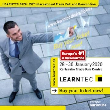LEARNTEC Convention & Fair - Karlsruhe