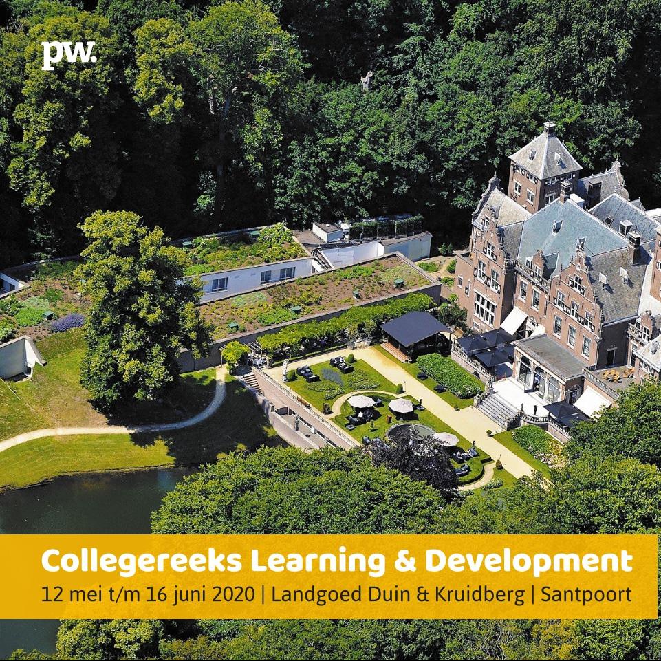 Collegereeks Learning & Development - Santpoort Noord