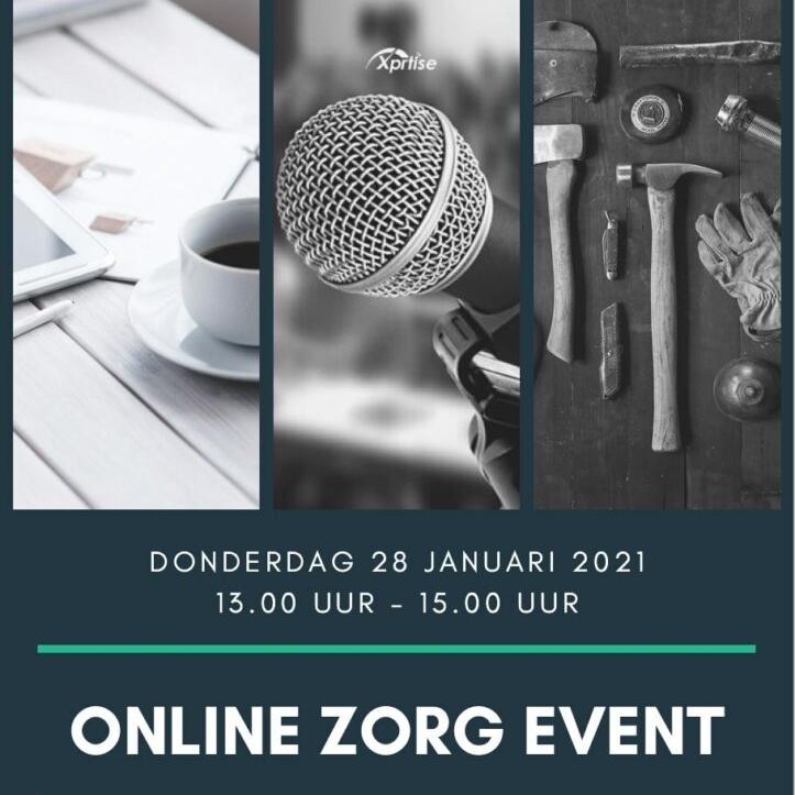 Event Leren en Ontwikkelen in de Zorg - ONLINE